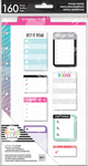 Checklists - Happy Planner Sticky Notes 160/Pkg