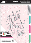 Your Vibe - Happy Planner 6-Month Undated Medium Planner Extension Pack