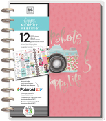 Painted Memories - Happy Memory Keeping Undated 12-Month Big Planner