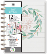 Rustic - Happy Memory Keeping Undated 12-Month Big Planner