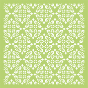 "Diamond Flourish - Kaisercraft Designer Template 6""X6"""
