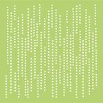"""Dotted Lines - Kaisercraft Designer Template 6""""X6"""""""