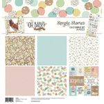 Oh Baby! Adoption Collection Kit - Simple Stories