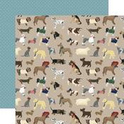 Man's Best Friend Paper - A Dogs Tail - Echo Park