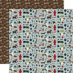 Puppy Play Paper - A Dogs Tail - Echo Park - PRE ORDER