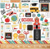 Back to School Element Sticker - Echo Park