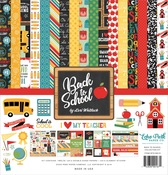 Back to School Collection Kit - Echo Park