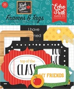 Back to School Frames & Tags - Echo Park