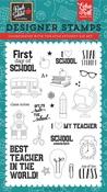 Star Student Stamp - Echo Park - PRE ORDER