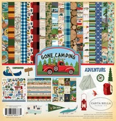 Gone Camping Collection Kit - Carta Bella