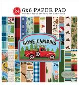 Gone Camping 6 x 6 Paper Pad - Carta Bella