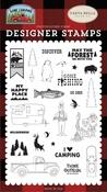 My Happy Place Stamp - Carta Bella