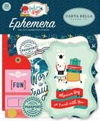 Pack Your Bags Ephemera - Carta Bella