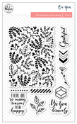 Be You Photopolymer Stamps - Pinkfresh Studio