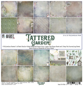 "Tattered Garden - 49 And Market Collection Pack 12""X12"""