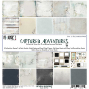 "Captured Adventure - 49 And Market Collection Pack 12""X12"""