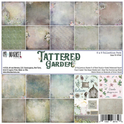 "Tattered Garden - 49 And Market Collection Pack 6""X6"""