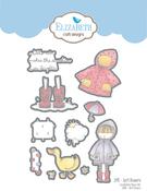 Apirl Showers - Elizabeth Craft Metal Die