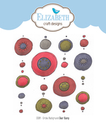 Circles Background - Elizabeth Craft Clear Stamps