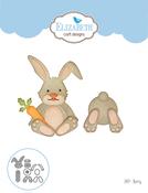 Bunny - Elizabeth Craft Metal Die