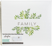 "Family - Heidi Swapp Storyline2 Post Bound Album 12""X12"""