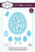 Fillables-Happy Easter - Creative Expressions Craft Dies By Sue Wilson