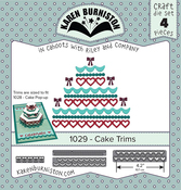 Cake Trims - Karen Burniston Dies