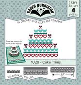 Cake Trims - Karen Burniston Dies
