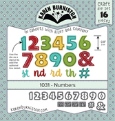 Numbers - Karen Burniston Dies