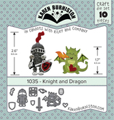 Knight & Dragon - Karen Burniston Dies