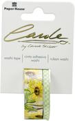 Sunflowers By Carol Shiber - Paper House Washi Tape 2/Pkg