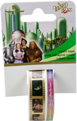 Wizard Of Oz - Paper House Licensed Washi Tape 2/Pkg