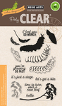 """Color Layering Caterpillar - Hero Arts Clear Stamps 4""""X6"""""""