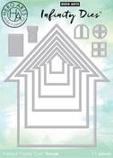 Nesting House - Hero Arts Infinity Dies