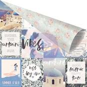 Summer is Around The Corner Paper - Santorini - Prima