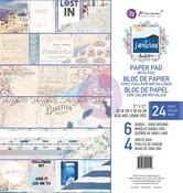Santorini 12 x 12 Paper Pad - Prima