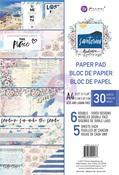 Santorini A4 Paper Pad - Prima