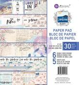 Santorini 8 x 8 Paper Pad - Prima