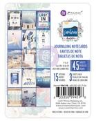 Santorini 3 x 4 Journaling Cards - Prima