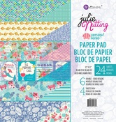 Julie Nutting - 12x12 Paper Pad - Prima