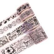 PTJ Vintage Blush Decorative Tape - Prima