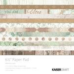 Memory Lane 6.5 x 6.5 Paper Pad - KaiserCraft