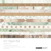 Memory Lane 6 x 6 Paper Pad - KaiserCraft - PRE ORDER
