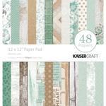 Memory Lane 12 x 12 Paper Pad - KaiserCraft