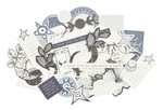 Stargazer Collectables Cardstock Die-Cuts - KaiserCraft