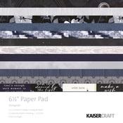 Stargazer 6 x 6 Paper Pad - KaiserCraft