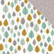 Trees Paper - Hide & Seek - Kaisercraft