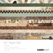 Anthology 6 x 6 Paper Pad - KaiserCraft