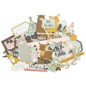 Collectables Die-Cuts - Hide & Seek - Kaisercraft