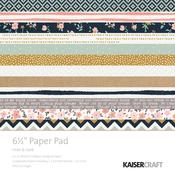Paper Pad 6.5x6.5 - Hide & Seek - Kaisercraft